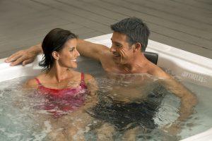 Whirlpool mit 2 Personen