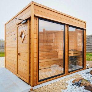 Outdoor Sauna IND-V