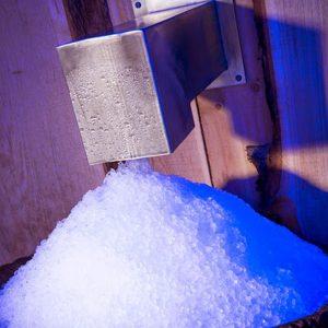 Sauna Icemaschine