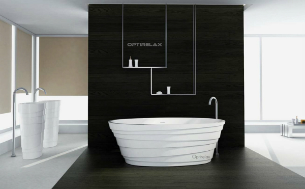 Freistehende Badewannen - Optirelax Blog | {Freistehende badewanne mineralguss oder acryl 81}