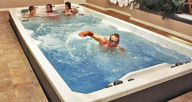 Das Swim Spa - Optirelax Blog