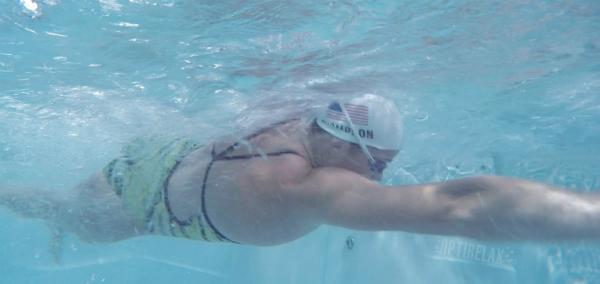 Fitness im Wasser