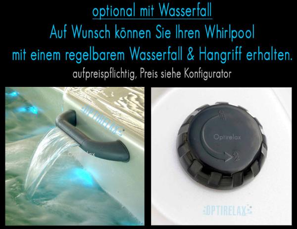 LED Wasserfall