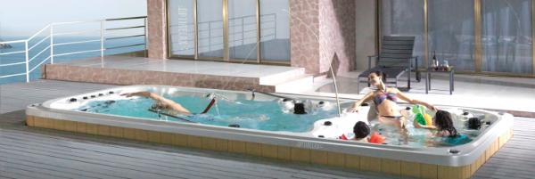 Mehr als Schwimmtraining