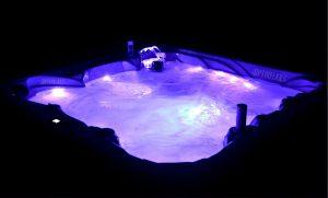 Outdoor und Spa Whirlpool Optirelax Ultra II 225x225x90 cm