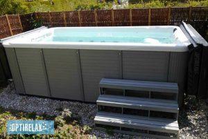 Swim Spa Ultraswim Ozondesinfektionsanlage