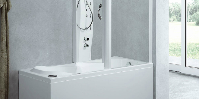 Duschbadewanne whirlpool  Duschbadewannen mit Stil - Optirelax Blog