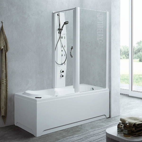 badewanne und dusche kombiniert optirelax blog. Black Bedroom Furniture Sets. Home Design Ideas