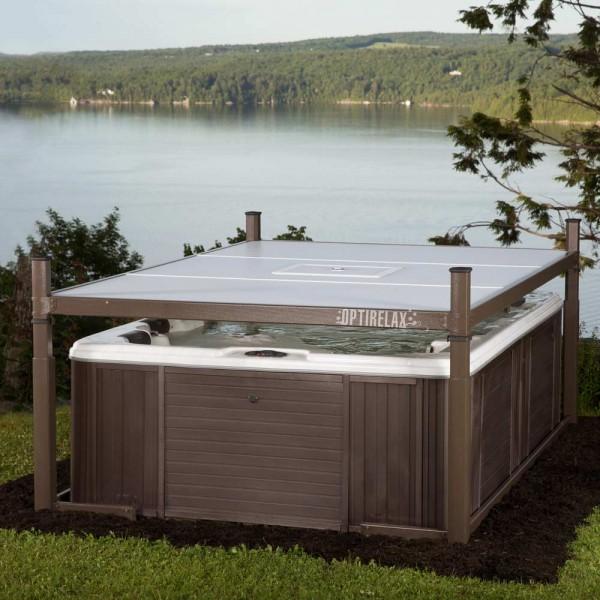 der whirlpool im winter optirelax blog. Black Bedroom Furniture Sets. Home Design Ideas