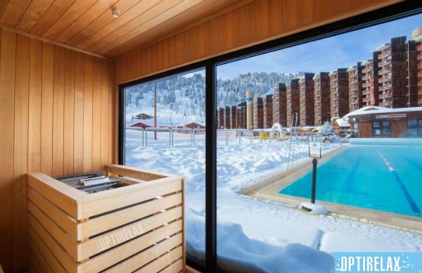 Aussensauna Hotel OPX-HTL I Hotelsauna für draussen