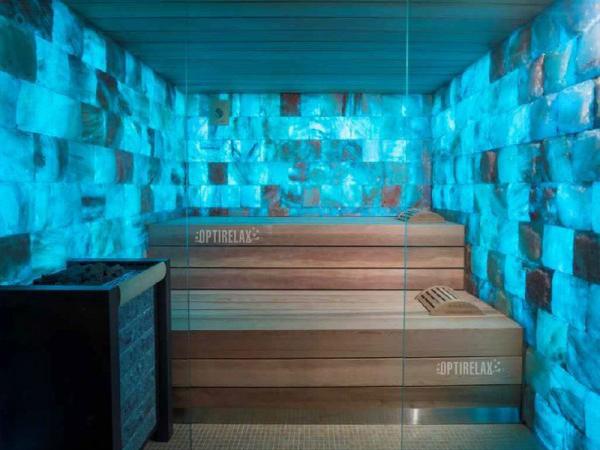 Salzstein-Sauna SALT 2