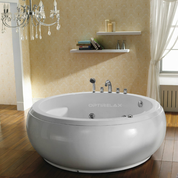 Whirlpool indoor rund  Indoor-Whirlpools - Optirelax Blog
