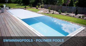Polymer Schwimmbecken