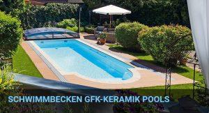 Schwimmbecken GFK