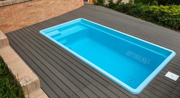 GFK Pool Keramik AQ K45