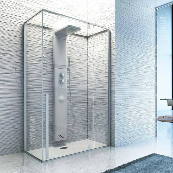 Begehbare dusche opx g fino optirelax blog for Begehbare dusche modern