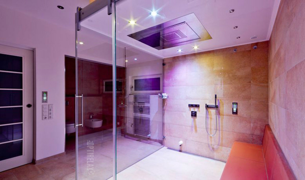 Begehbare Dusche OPX-RPB-IND-XXL-I