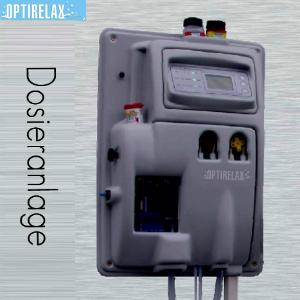 Desinfektionsanlage Gartenwhirlpool automatisch DE LUX