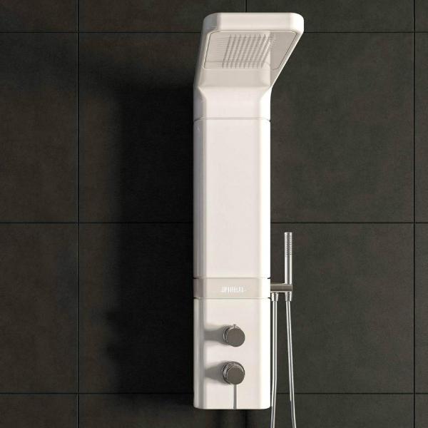 Duschpaneel mit Thermostat GLS KW