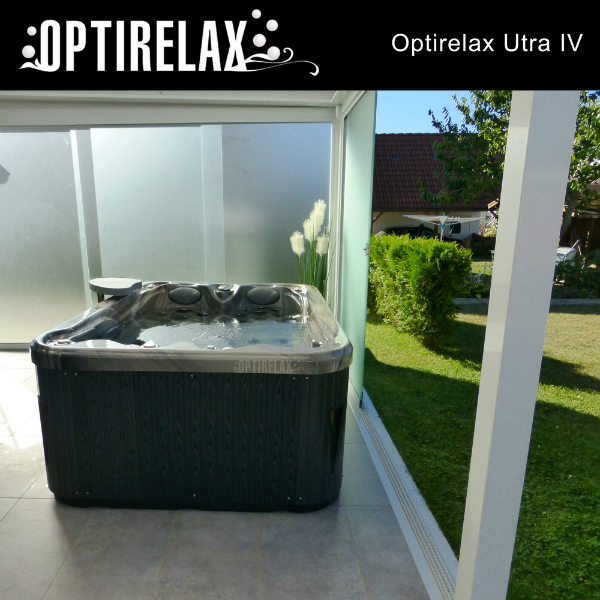 Gartenwhirlpool Optirelax Ultra IV