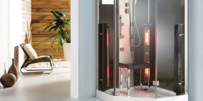 infrarotduschen im test optirelax blog - Infrarotkabine Kombiniert Mit Dusche