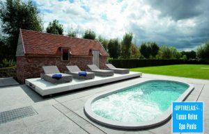 luxus spa swimming pool lux rls von optirelax optirelax blog. Black Bedroom Furniture Sets. Home Design Ideas