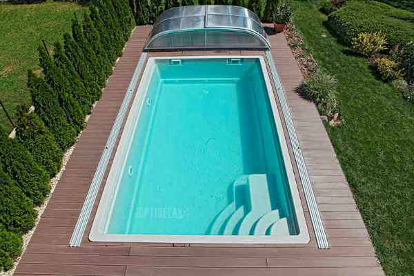 Ceramic Swimming Pool APE-65