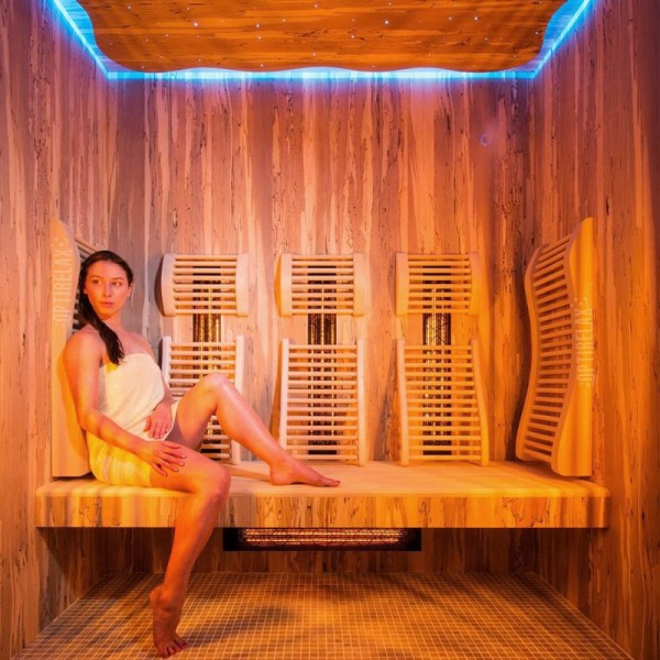 Design Infrarotsauna von Optirelax