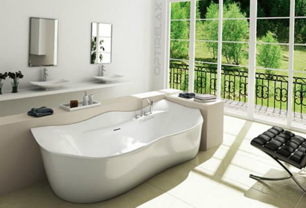 Luxus Waterrelax Mineralgusswanne Bozen