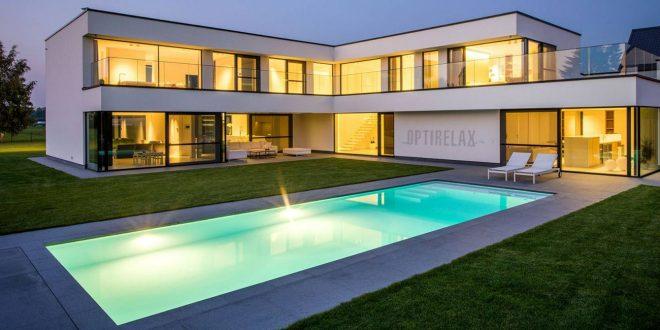 Swimming Pool: Größe und Formen - OPTIRELAX® Blog