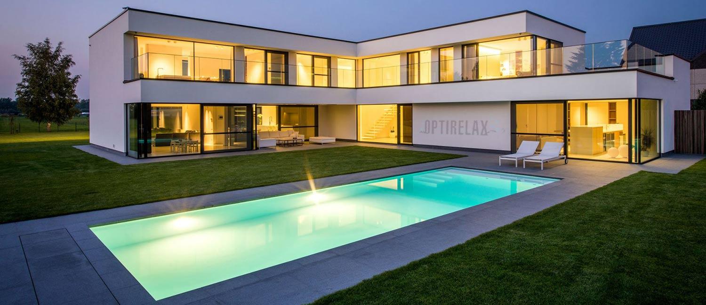Swimming Pool: Größe und Formen - Optirelax Blog