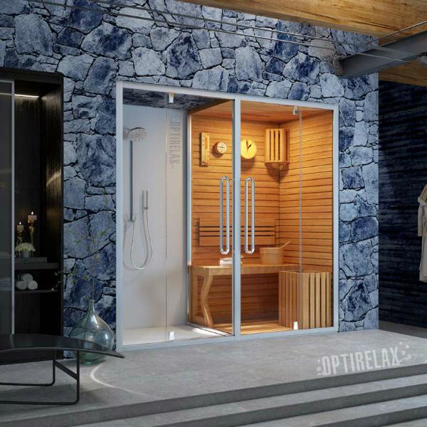 saunadusche optirelax hotfit i optirelax blog. Black Bedroom Furniture Sets. Home Design Ideas