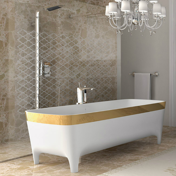 Luxus Design-Badewanne TC AC I
