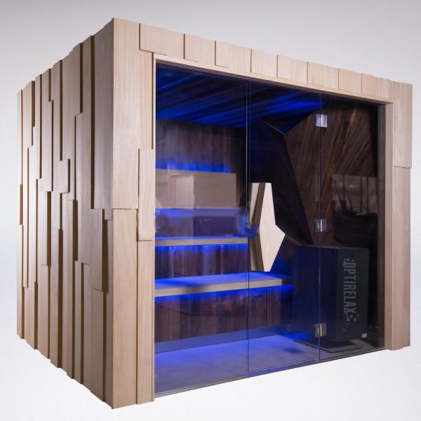 Luxus Design Sauna Stylo II