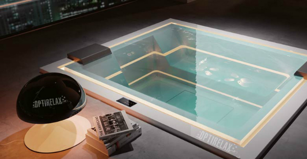 Luxus Design Spa-Whirlpool GT-Z Dachpool