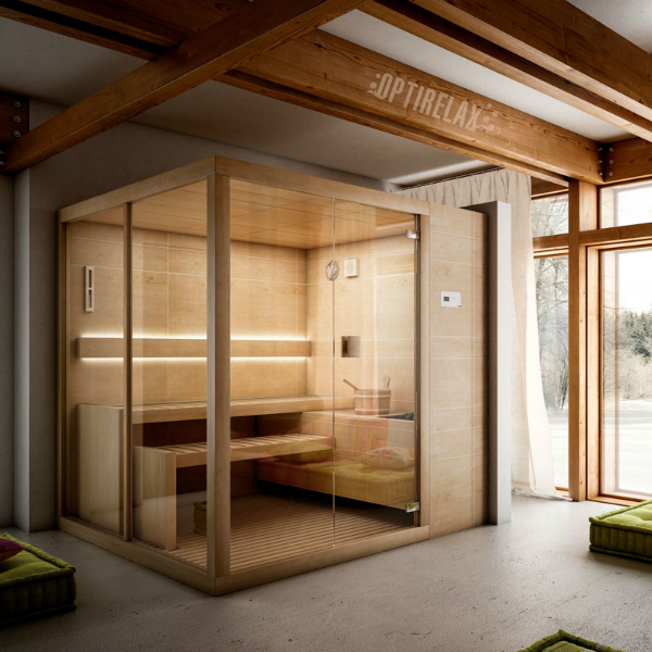 Luxus Sauna TC-A200