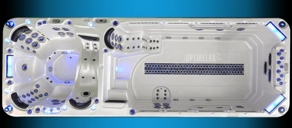 Luxus Swim Spa C-II-630