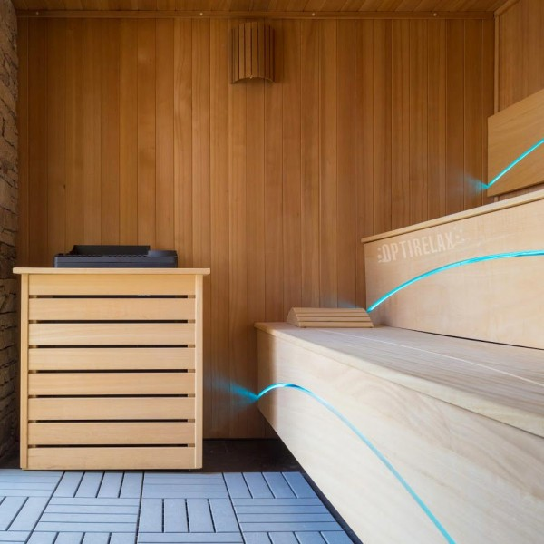 Mass-Sauna Room I