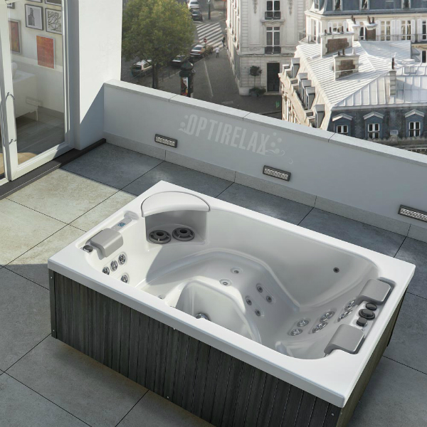 der pool auf der dachterrasse optirelax blog. Black Bedroom Furniture Sets. Home Design Ideas