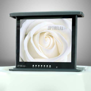 TV-System fuer Whirlpools