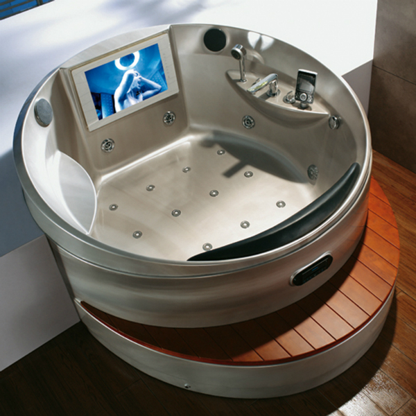 Whirlpool mit TV Optirelax-Relaxmaker LUXURY II