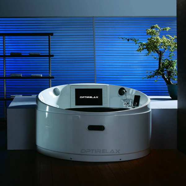 Whirlpool mit TV Optirelax-Relaxmaker RMS-I