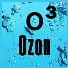 Ozondesinfektionsanlage beim Whirlpool VIII Extreme von Optirelax