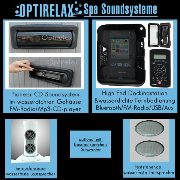 Soundsystem beim Whirlpool VIII Extreme von Optirelax
