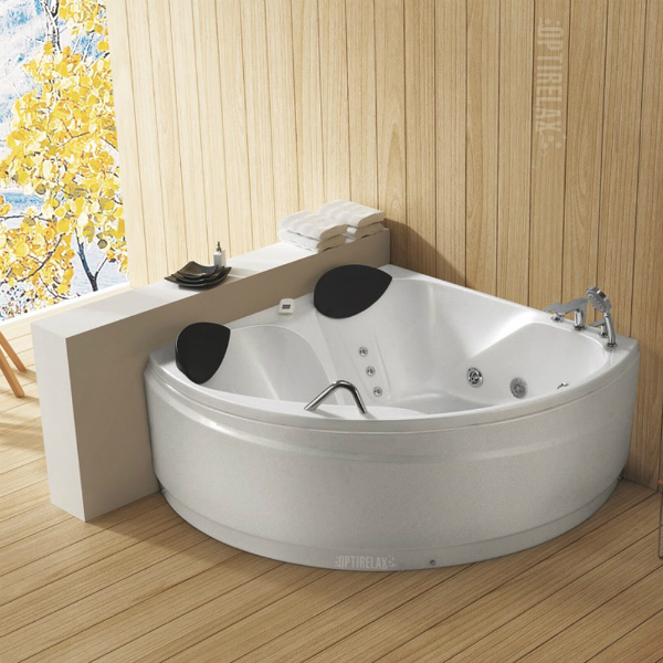 Eckwhirlpool im Wohnzimmer OPX Corner 150