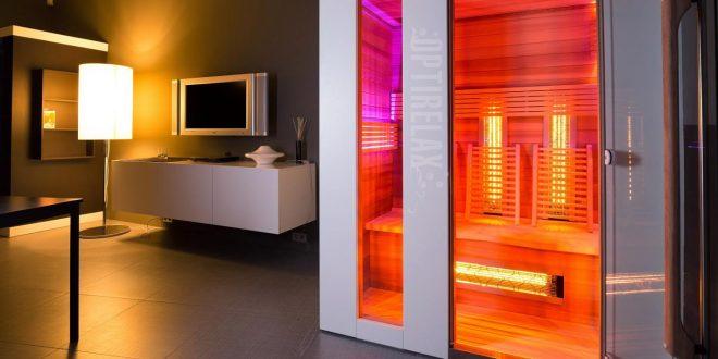 kombisauna mit infrarot optirelax blog. Black Bedroom Furniture Sets. Home Design Ideas
