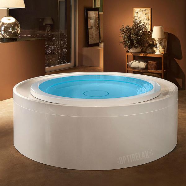 Luxus Whirlpool-Badewanne im Wohnzimmer GT-B Feel FR200