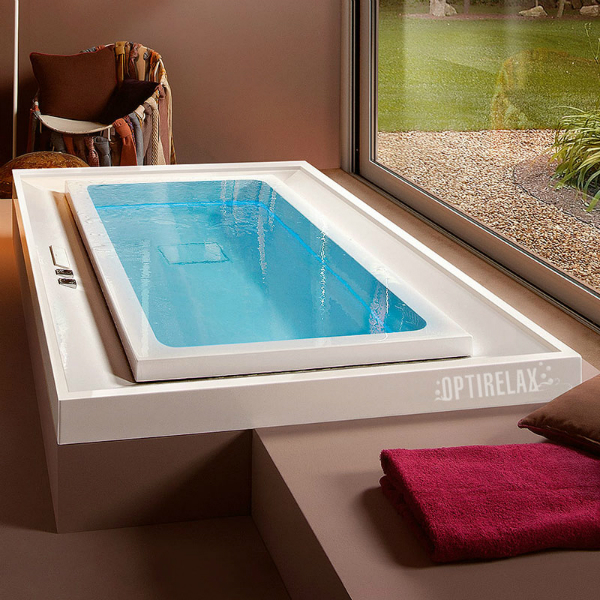 luxus whirlpool im wohnzimmer gtb feelf220 optirelax blog
