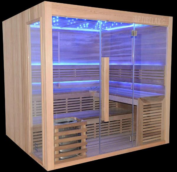 Spezielle Lichttherapie Sauna Biorelax Muenchen