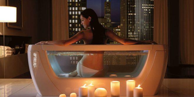 Whirlpool im Wohnzimmer - OPTIRELAX® Blog